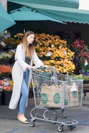 Katherine Schwarzenegger Shopping at Whole Foods in Brentwood 2018/11/25 5