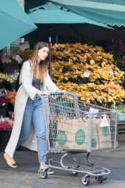 Katherine Schwarzenegger Shopping at Whole Foods in Brentwood 2018/11/25 6
