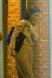 Katie Holmes Night Out in New Orleans 2018/10/31 2