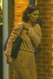 Katie Holmes Night Out in New Orleans 2018/10/31 7
