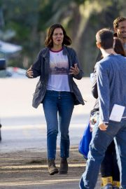 Katie Holmes on the Set of The Secret in New Orleans 2018/11/02 2