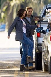 Katie Holmes on the Set of The Secret in New Orleans 2018/11/02 6