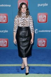 Katie Lowes at Ralph Breaks the Internet Premiere in Hollywood 2018/11/05 3