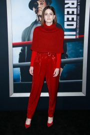 Kayla Foster at Creed II Premiere in New York 2018/11/14 3