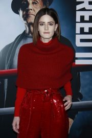 Kayla Foster at Creed II Premiere in New York 2018/11/14 7