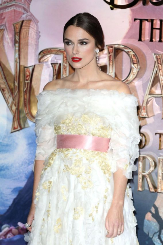Keira Knightley at The Nutcracker and the Four Realms Premiere in London 2018/11/01 1