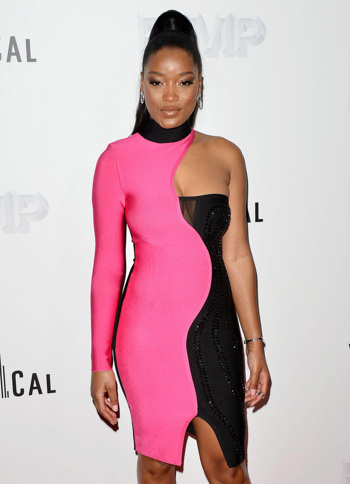 Keke Palmer at Pimp Premiere in Los Angeles 2018/11/07 1