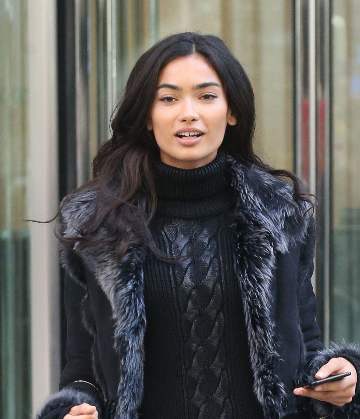 Kelly Gale at Victoria's Secret Fashion Show Fittings in New York 2018/11/01 1