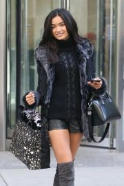 Kelly Gale at Victoria's Secret Fashion Show Fittings in New York 2018/11/01 6