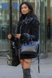Kelly Gale at Victoria's Secret Fashion Show Fittings in New York 2018/11/01 9