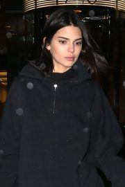 Kendall Jenner Leaves Victoria's Secret Offices in New York 2018/11/05 2