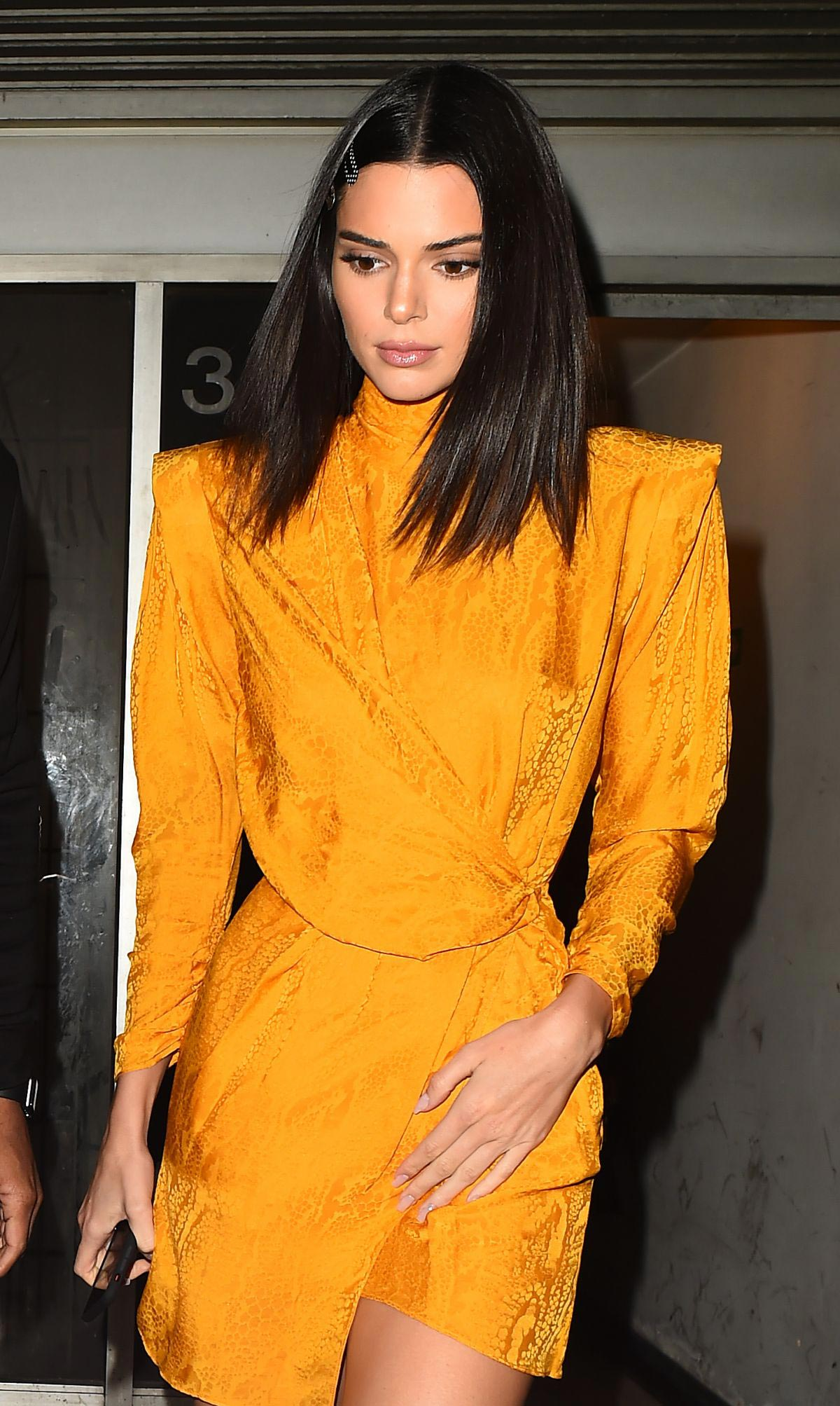 Kendall Jenner Night Out in London 2018/11/15 1