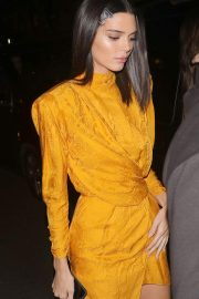 Kendall Jenner Night Out in London 2018/11/15 2