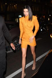 Kendall Jenner Night Out in London 2018/11/15 4