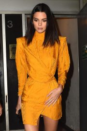 Kendall Jenner Night Out in London 2018/11/15 7