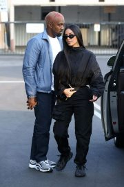 Kim Kardashian and Kanye West Out in Los Angeles 2018/11/17 6