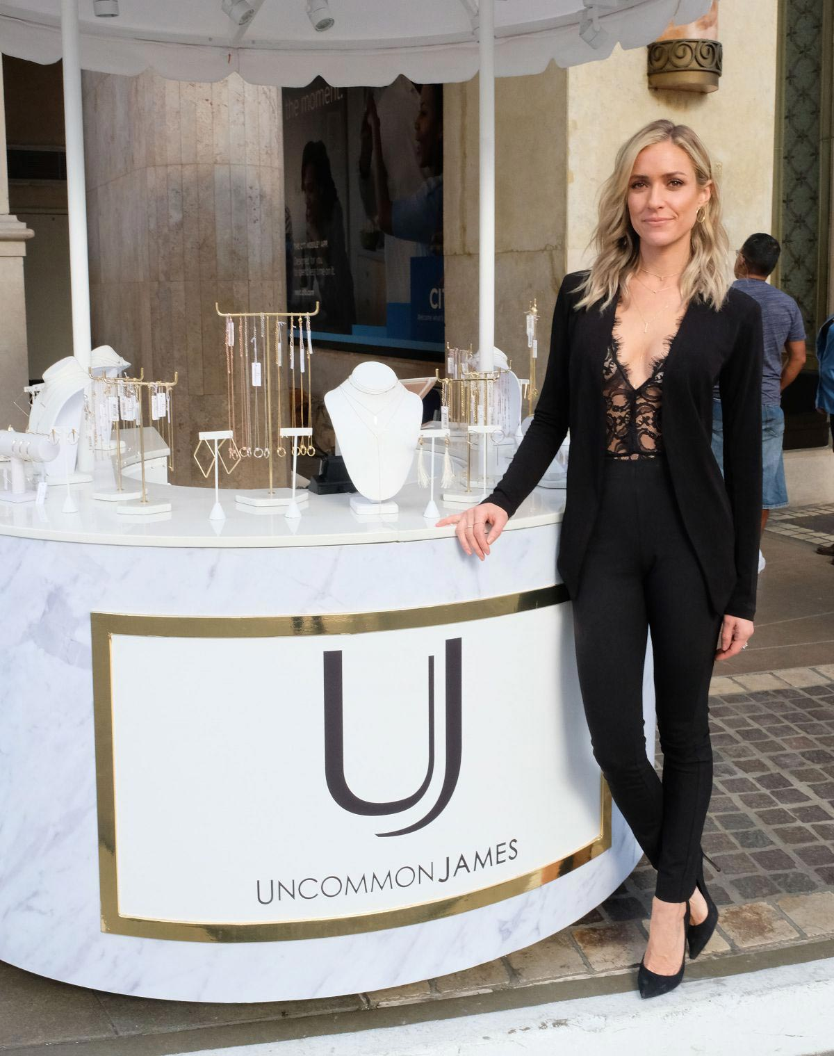 Kristin Cavallari at Her Uncommon James Pop up Shop in West Hollywood 2018/11/27 1