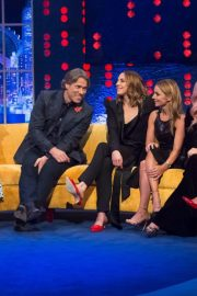 Kylie Minogue at Jonathan Ross Show in London, November 2018 2