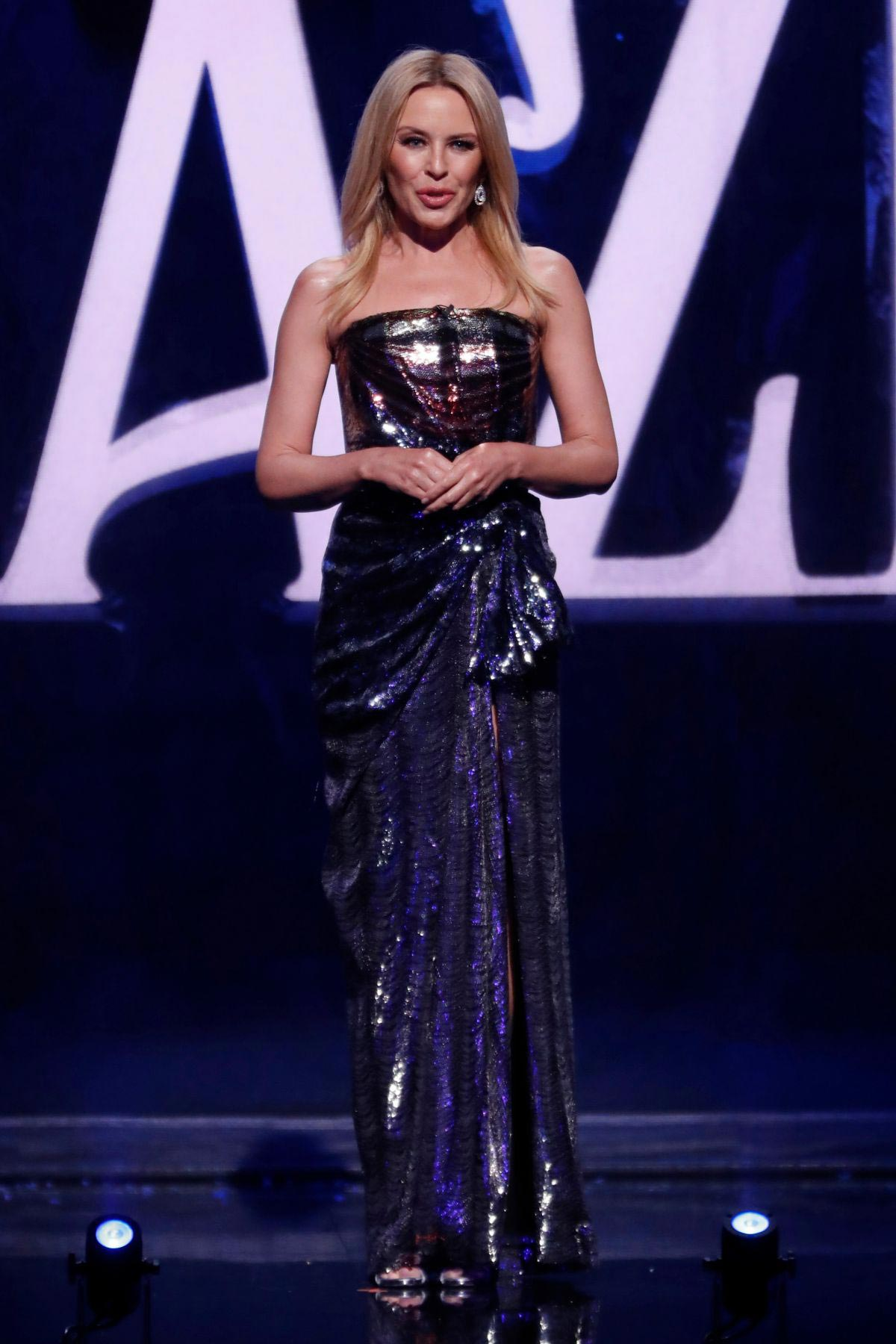 Kylie Minogue at We Are Most Amused and Amazed Show in London 2018/11/04 1