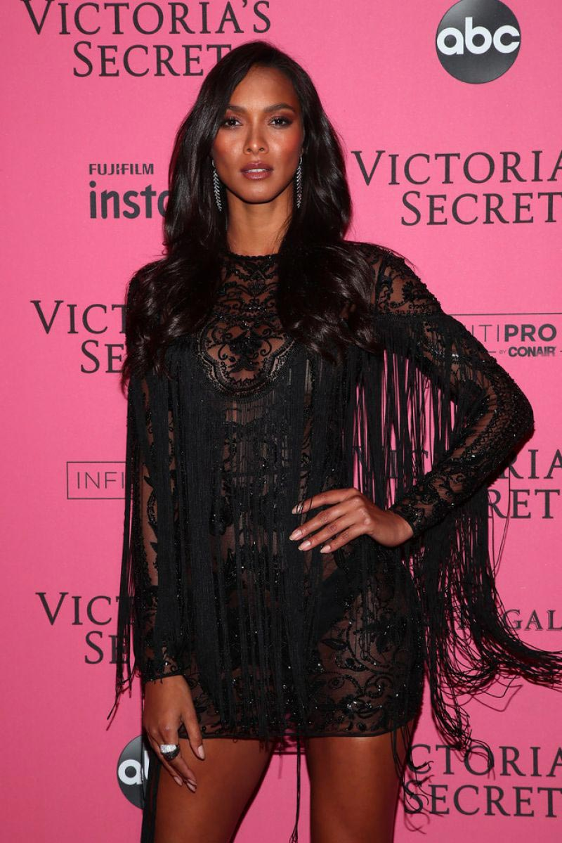 Lais Ribeiro at VS Fashion Show Afterparty in New York 2018/11/07 1