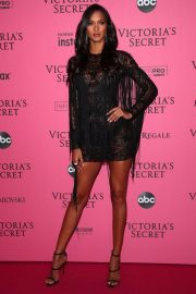 Lais Ribeiro at VS Fashion Show Afterparty in New York 2018/11/07 3