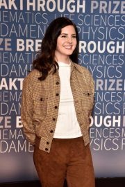 Lana Del Rey at 2019 Breakthrough Prize in Mountain View 2018/11/04 7