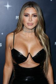 Larsa Pippen at Prettylittlething Starring Hailey Baldwin Event in Los Angeles 2018/11/05 7