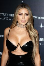 Larsa Pippen at Prettylittlething Starring Hailey Baldwin Event in Los Angeles 2018/11/05 10