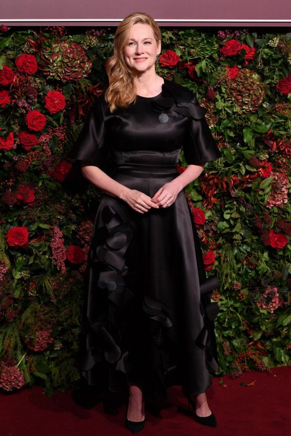 Laura Linney at Evening Standard Theatre Awards 2018 in London 2018/11/18 1