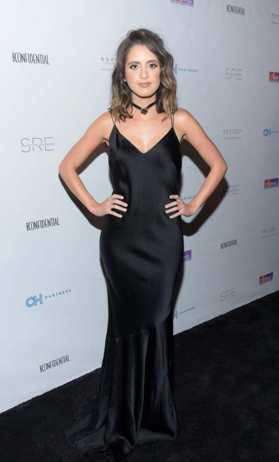 Laura Marano at Hollywood Heroes Charity Event in Los Angeles 2018/11/13 1
