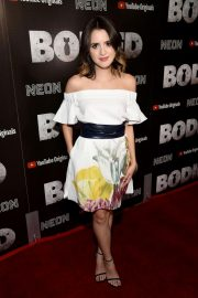 Laura Marano at Youtube Premium and Neon's Bodied Premiere in Hollywood 2018/11/01 2