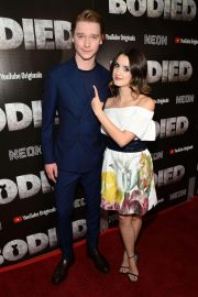 Laura Marano at Youtube Premium and Neon's Bodied Premiere in Hollywood 2018/11/01 3