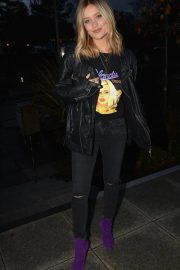 Laura Whitmore Night Out in Dublin 2018/11/20 3