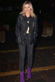Laura Whitmore Night Out in Dublin 2018/11/20 6