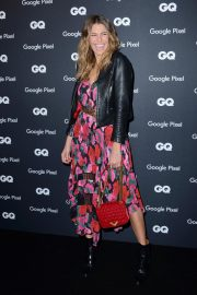 Laury Thilleman at GQ Men of the Year Awards 2018 in Paris 2018/11/26 2