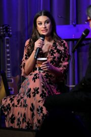 Lea Michele at An Evening with Lea at Grammy Museum in Los Angeles 2018/11/06 2