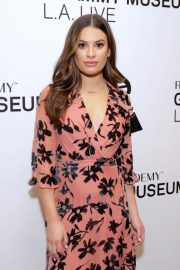 Lea Michele at An Evening with Lea at Grammy Museum in Los Angeles 2018/11/06 4
