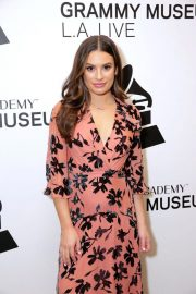 Lea Michele at An Evening with Lea at Grammy Museum in Los Angeles 2018/11/06 10