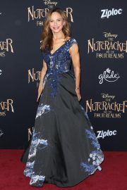 Lena Olin at The Nutcracker and the Four Realms Premiere in Los Angeles 2018/10/29 2