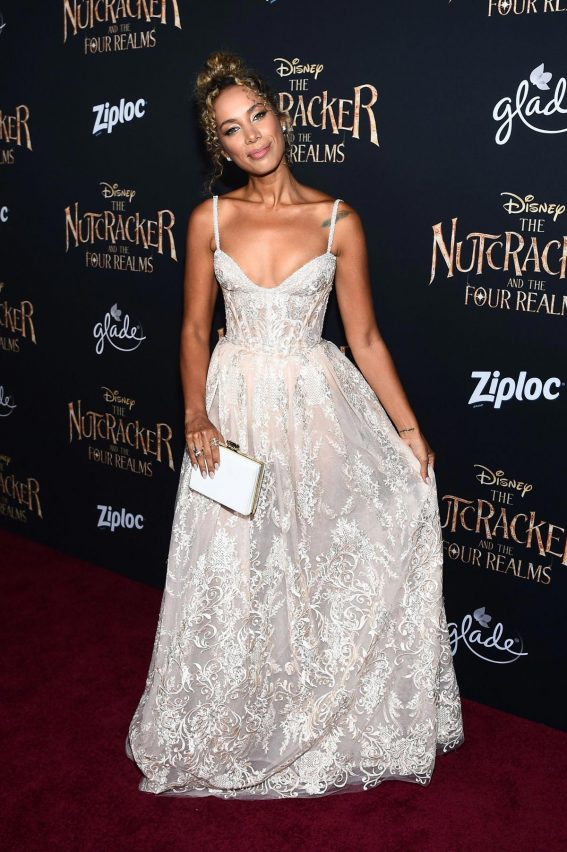 Leona Lewis at The Nutcracker and the Four Realms Premiere in Los Angeles 2018/10/29 1