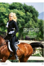Lindsey Vonn in The Red Bulletin, December 2018 Issue 3