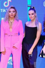 Little Mix and Nicki Minaj Performs at at MTV EMA's 2018 in Bilbao 2018/11/04 5