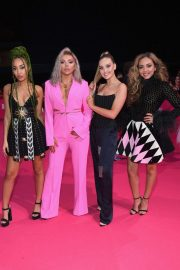 Little Mix and Nicki Minaj Performs at at MTV EMA's 2018 in Bilbao 2018/11/04 6