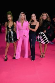 Little Mix and Nicki Minaj Performs at at MTV EMA's 2018 in Bilbao 2018/11/04 7