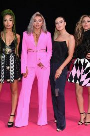 Little Mix and Nicki Minaj Performs at at MTV EMA's 2018 in Bilbao 2018/11/04 10