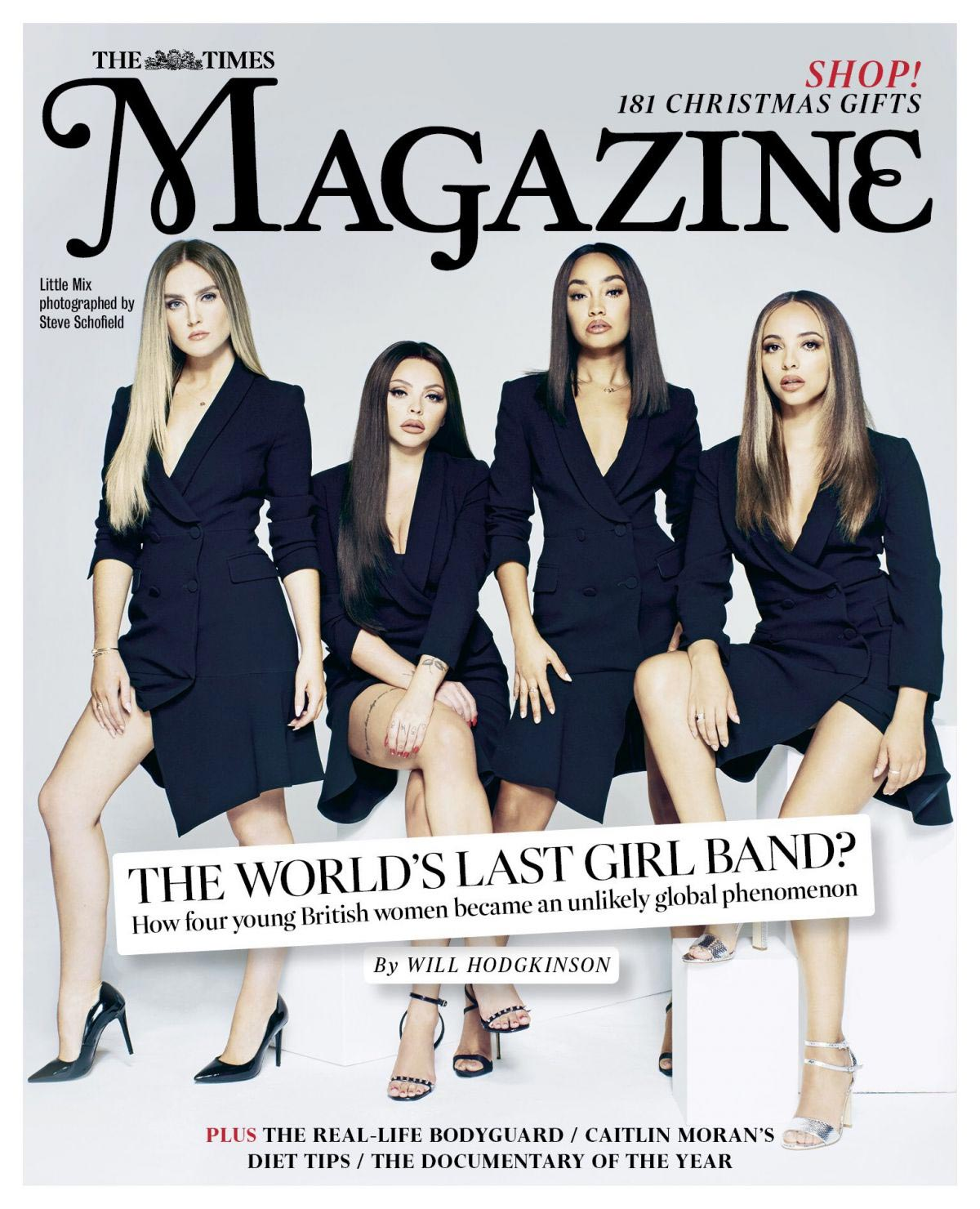Little Mix on the Cover of Times Magazine 2018 1
