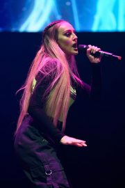 Little Mix Performs at Hits Radio Live in Manchester 2018/11/25 4