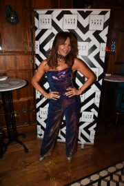 Lizzie Cundy at Live True London Hair Salons Launch Party 2018/11/15 1