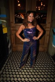 Lizzie Cundy at Live True London Hair Salons Launch Party 2018/11/15 2