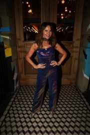 Lizzie Cundy at Live True London Hair Salons Launch Party 2018/11/15 4